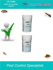 2 X Bug Killer Bomb Poison Treatment Bedbugs Moth Spiders Insect Bomb AP