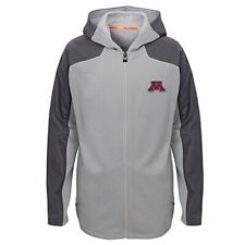 "Ncaa by Outerstuff Ncaa Minnesota Golden Gophers Youth Boys ""Delta"" Full Zip ."