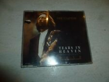 ERIC CLAPTON - Tears In Heaven - 1992 UK 4-track CD single
