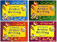 Goodword Arabic Writing - 10 Sets of 4 Books