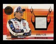 DALE EARNHARDT SR 2004 PRESS PASS RACE USED FIRE SUIT 55 / 125 WITH STITCH LINE