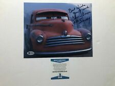 Chris Cooper Rare! signed autographed Smokey CARS 8x10 photo Beckett BAS coa