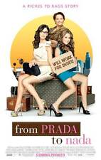 FROM PRADA TO NADA Movie POSTER 27x40
