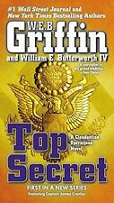 Top Secret (A Clandestine Operations Novel) by W.E.B. Griffin, William E. Butter