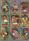 1996 RINGSIDE BOXING Complete Trading Card Set #1-55 GREAT SET LENNOX LEWIS