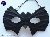 Kids Men Women Batman Bat Man Cat Super Hero Party Costume Black Eye Face Mask