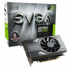 BRAND NEW EVGA GeForce GTX 1060 6GB GDDR5 Graphics Card +