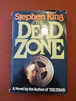 The Dead Zone Stephen King 1979 1st Edition 1st Print Hardcover Viking Madison