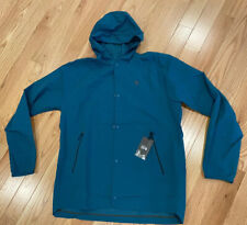New Mountain Hardwear Men's Railay Hoodie Shirt Rain Jacket Large $125