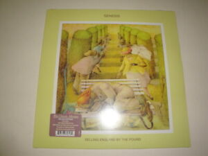 Genesis: Selling England By The Pound (Deluxe) Vinyl LP, Halfspeed-mastered