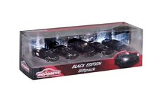 MAJORETTE 212053174-Black Edition - 5 pieces GIFTPACK-Neuf