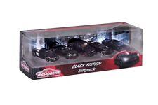 Majorette 212053174 - Black Edition - 5 Pieces Giftpack - Neu