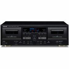 TEAC W-1200 Doble Cassette Deck con salida USB!!! nuevo!!!