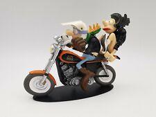 Figurine Joe Bar Team Josie Et Jérémie Lapurée Harley-Davidson 883 Sportstack