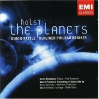 Holst / Rattle Berliner Ph. - The Planets 2CD NEU OVP