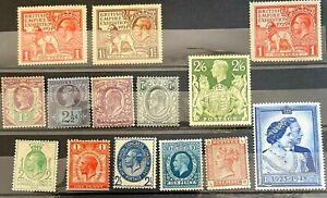 QV AND 4 KINGS MINT COLLECTION.