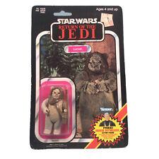 Kenner Vintage Star Wars Lumat Action Figure Last 17 Ewok MOC 79 Bk Jedi Anakin