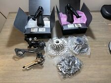 Shimano GRX400 2x10 Gravel Groupset with Extra Cassette