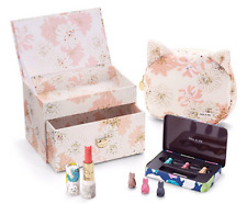 Paul & Joe 15 Anniversary Kitty Collection Face & Eye Color & Lipstick, Bag, Box