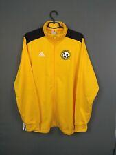 Hackenberg 1973 E.V Jacke Größe XL adidas Reißverschluss Fußball CZ8625 ig93