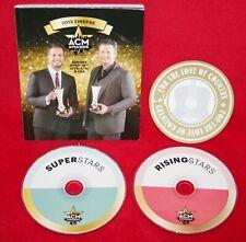 2015 ACM AWARDS 2 CD Zinepak LUKE BRYAN Blake Shelton NEW Jason Aldean FGL More