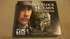 Sherlock Homes : The Secret of the Silver Earring for PC, Windows 98/ME/2000/XP