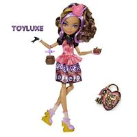 Ever After High CEDAR WOOD Doll HAT-TASTIC PARTY Daughter of Pinocchio Fairytale