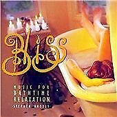 Stephen Rhodes : Bliss Music for Bath Time Relaxation CD (1998) Amazing Value