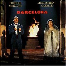 Freddie Mercury Barcelona (1988, & Montserat Caballé)  [CD]