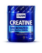 USN Creatine Monohydrate Intense Training Performance Increasing Powder - 500g