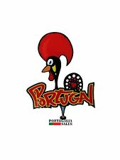 Portuguese Rooster Galo de Barcelos Sticker Decal PTA-22