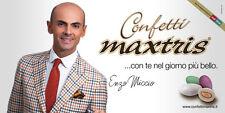 Maxtris Confetti di Mandorla Matrimoni- 3 kg - PROMOZIONE ESCLUSIVA!