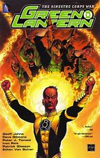 Green Lantern: The Sinestro Corps War Softcover Graphic Novel