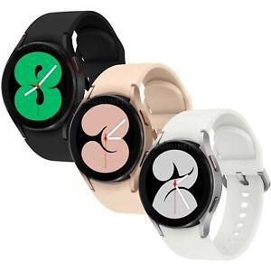 Samsung Galaxy Watch 4 SM-R860 Version 40mm Bluetooth Super AMOLED  Aluminum NEW