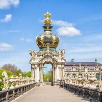 Dresden - 3 Tage LUXUS Kurzurlaub für Zwei im TOP 4* Hotel inkl. SPA-Bereich