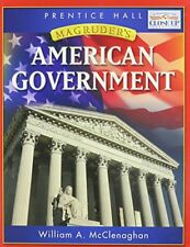 MAGRUDER'S AMERICAN GOVERNMENT STUDENT EDITION 2006C by PRENTICE HALL