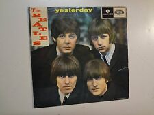 "BEATLES: Yesterday + 3-Portugal 7"" 1966 Parlophone E.M.I. LMEP 1209 EP Orig. PCV"