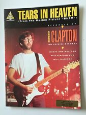 """Tears In  Heaven (From the Motion Picture """"Rush"""" Eric Clapton"""