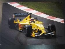 Photo DHL Jordan Honda EJ12 2002 #10 Takuma Sato (JAP) GP Belgium