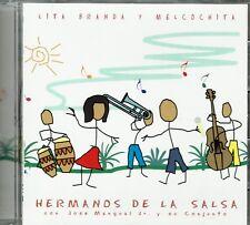 Lita Branda  & Jose Mangual  y Su Cjto Hermanos de La Salsa BRAND NEW  SEALED CD