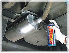 bombe spray peinture gris metal peinture haute température 800°C