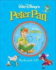 """Disney """"Peter Pan"""" (Disney Book & CD),"""