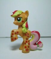 "2013 My Little Pony FiM Blind Bag Favorite 2"" Rainbowfied Applejack Figure"