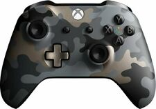Microsoft Wireless Controller for Xbox One + Windows 10 Night Ops Camo Edition