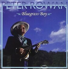 Peter Rowan - Bluegrass Boy [CD]