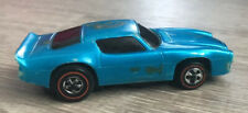 1969 Mattel Red Lone HOT WHEELS SIZZLERS IN LIGHT BLUE Mexico
