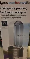Dyson Pure Hot+Cool link (white/silver) purifier heater WiFi Enabled