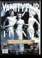 April 2008 Vanity Fair with Tina Fey Sarah Silverman Amy Poehler 254 pages