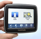 "NEW TomTom BLACK EASE Set USA Canada North America Maps GPS 3.5"" LCD Navigator"