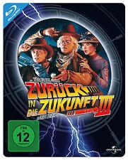zurück In die Zukunft III Steelbook Blu Ray Video